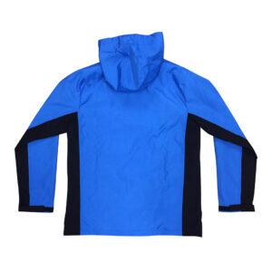 三色時尚拉鏈風褸外套 -02