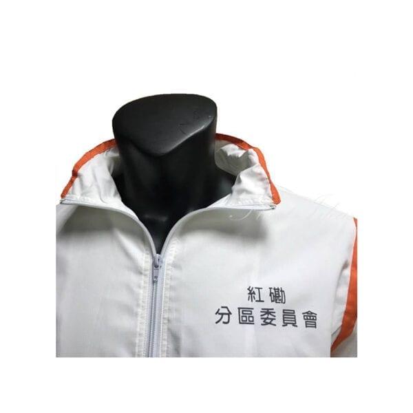風褸, 風褸訂造 - 300T消光過膠防風風褸_04