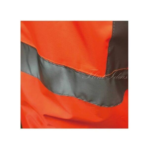 反光外套, 反光衣風褸 - 防風防水連帽工程風褸-06
