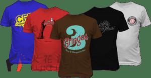 印tee, 印衫, Flint Ideas -tees